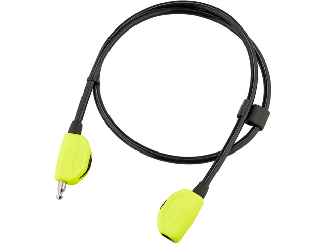 Hiplok POP Cable Lock lime